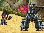Commando Rush- metal slug