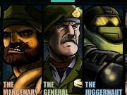 لعبة جنرال سترايك فورس لعبة جنرال سترايك فورس لعبة اكشن حربية جديدة وممتعة عليك القضاء على جميع الوحدات التي تحاول السيطرة على سفينة الفضاء بسرعة  انت تلعب لعبة جنرال […]