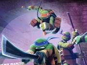 sewer run turtles