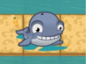 العاب اطفال مسلية وهادفة مجانا بدون تحميل Baby Whale Rescue