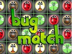 العاب كمبيوتر خفيفة بدون تسطيب اون لاين Bug Match