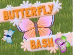العاب فلاش خفيفة مجانا على الكمبيوتر Butterfly Bash