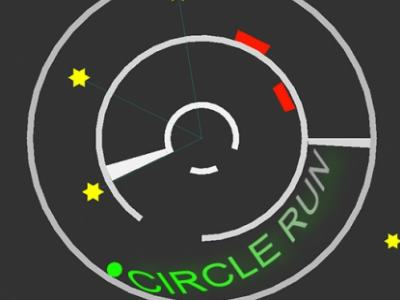 العاب موبايل وكمبيوتر خفيفة وسريعة الفتح جدا مجانا Circle Run