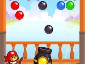 العاب الكرات الملونة الجديدة اون لاين 2017 Dogi Bubble Shooter