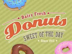 لعبة الدونات المتشابهة للكمبيوتر والاندرويد Donuts - العاب اندرويد بدون تحميل