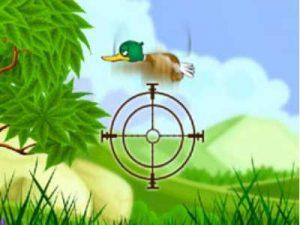 العاب ذكاء وتفكير مجانا اون لاين على النت Duck Shooter