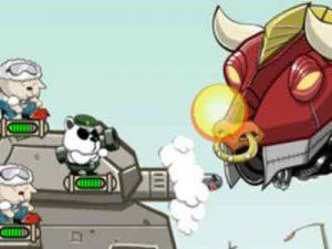 ألعاب فلاش مجانية بدون تحميل لعبة القط الاليف Metal Animal