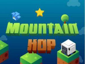 العاب خفيفة فلاش مجانا بدون تحميل Mountain Hop