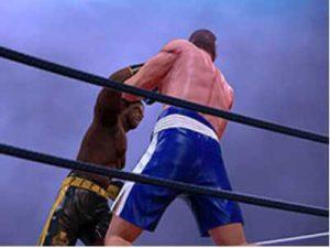 العاب ملاكمة ومصارعة مجانا اون لاين بدون تحميل Ultimate Boxing