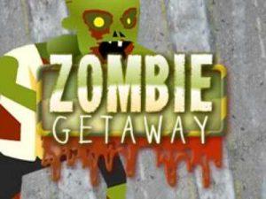 العاب زومبي خفيفة فلاش بدون تحميل Zombie Getaway