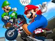 mario bike games