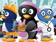 لعبة مطعم البطريق الجديدة 2014