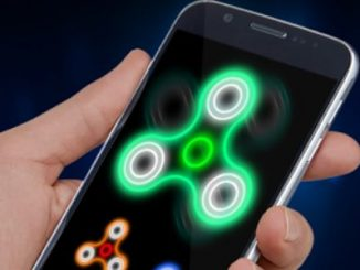 لعبة سبينر الدوران اون لاين للكمبيوتر والموبايل Fidget Spinner Extreme