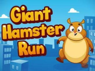 العاب بنات مجانية بدون تحميل للعب مباشرة Giant Hamster Run